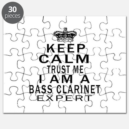 I Am Bass Clarinet Expert Puzzle