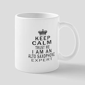 I Am Alto Saxophone Expert Mug
