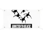 Addicted To Quack Banner