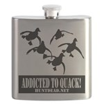 Addicted To Quack Flask