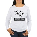 Addicted To Quack Long Sleeve T-Shirt