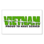 VIETNAM PROUD Sticker
