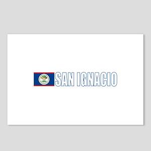 San Ignacio, Belize Postcards (Package of 8)
