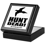 Hunt Dead Dove Keepsake Box