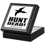 Hunt Dead Dove Keepsake Box