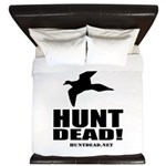 Hunt Dead Dove King Duvet