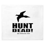 Hunt Dead Dove King Duvet