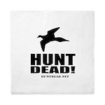 Hunt Dead Dove Queen Duvet
