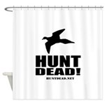 Hunt Dead Dove Shower Curtain