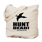 Hunt Dead Dove Tote Bag