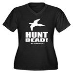 Hunt Dead Dove Plus Size T-Shirt