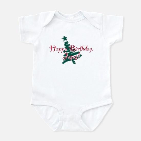 Birthday Jesus Infant Bodysuit