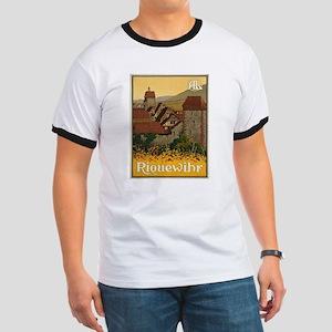 Vintage poster - Riquewihr T-Shirt