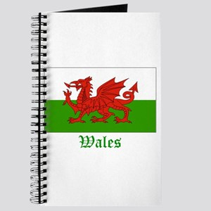 Wales Flag Journal