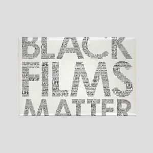 Black film Magnets