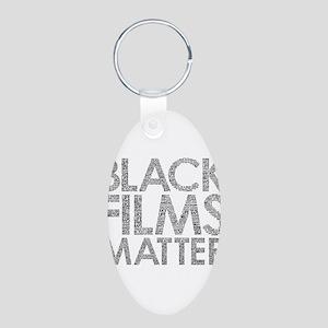 Black film Keychains