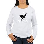 Hunt Dead Deer Women's Long Sleeve T-Shirt
