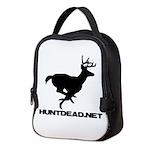 Hunt Dead Deer Neoprene Lunch Bag