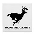 Hunt Dead Deer Tile Coaster