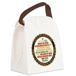 Blame The EPA Canvas Lunch Bag