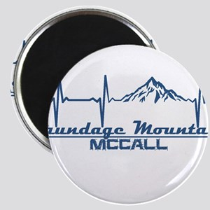 Brundage Mountain - McCall - Idaho Magnets
