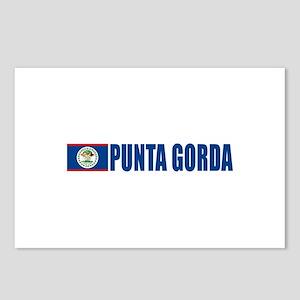 Punta Gorda, Belize Postcards (Package of 8)