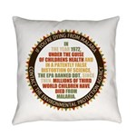 Blame The EPA Everyday Pillow