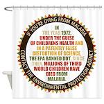 Blame The EPA Shower Curtain