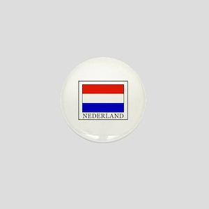 Nederland Mini Button