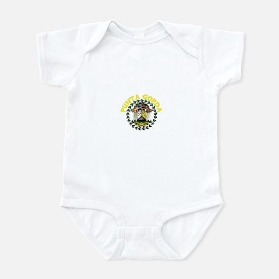 Punta Gorda, Belize Infant Bodysuit