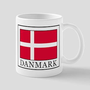 Danmark Mugs