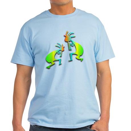 Pastel Kokopelli Light T-Shirt