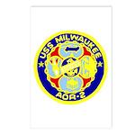 USS Milwaukee (AOR 2) Postcards (Package of 8)