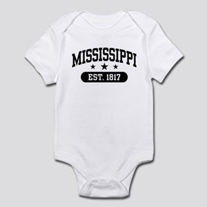 Mississippi Est. 1817 Infant Bodysuit