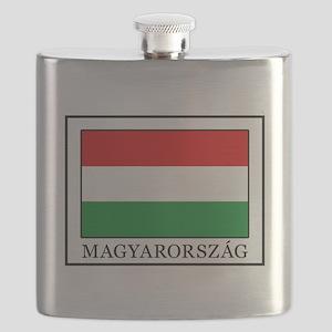 Magyarorszag Flask