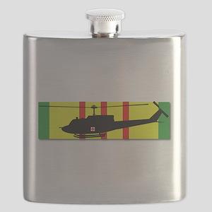 Vietnam - VCM - UH-1 Huey - Medievac Flask