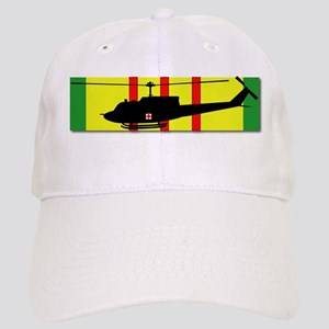 Vietnam - VCM - UH-1 Huey - Medievac Cap