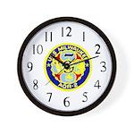 USS Milwaukee (AOR 2) Wall Clock