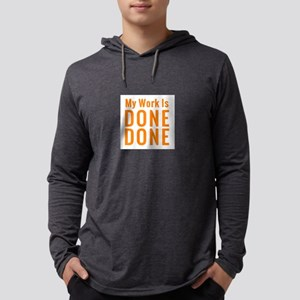DoneDone.fw Long Sleeve T-Shirt