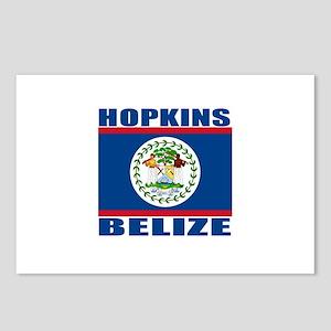 Hopkins, Belize Postcards (Package of 8)