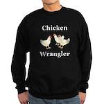 Chicken Wrangler Sweatshirt (dark)