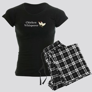 Chicken Whisperer Women's Dark Pajamas