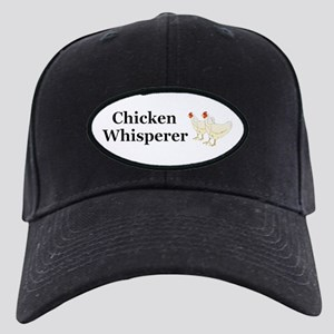 Chicken Whisperer Black Cap