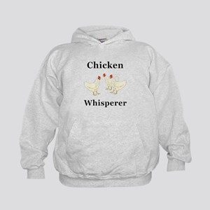 Chicken Whisperer Kids Hoodie
