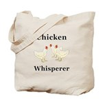 Chicken Whisperer Tote Bag