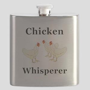 Chicken Whisperer Flask