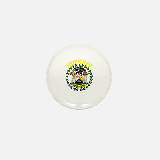 Hopkins, Belize Mini Button