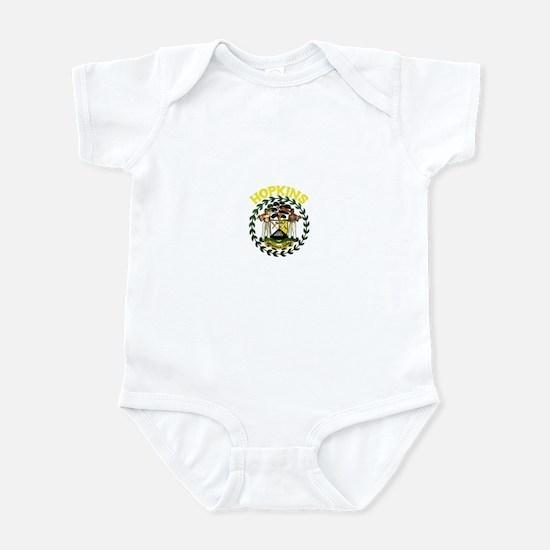 Hopkins, Belize Infant Bodysuit