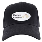 Chicken Rancher Black Cap