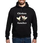 Chicken Rancher Hoodie (dark)